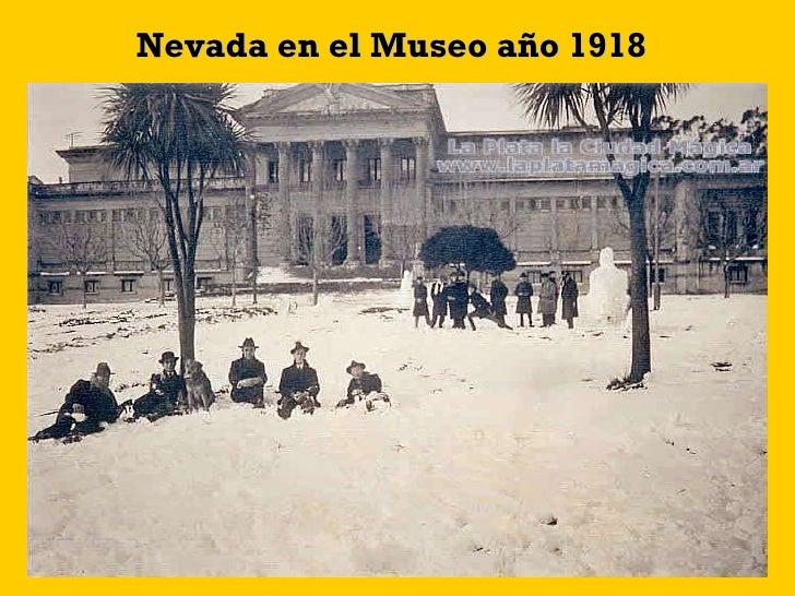 Nevada en el Museo año 1918