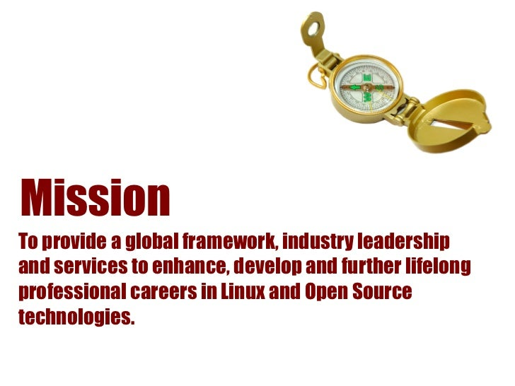 MissionTo provide a global framework, industry leadershipand services to enhance, develop and further lifelongprofessional...