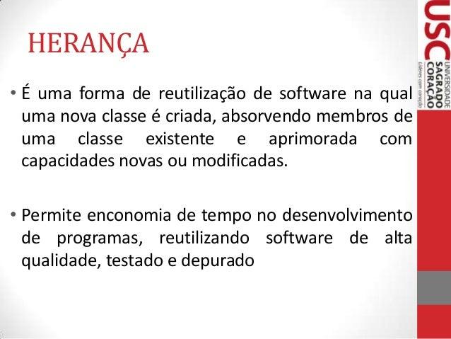 JAVA - Herança Slide 2