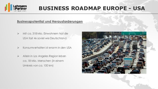 Business Roadmap USA - Deutsch