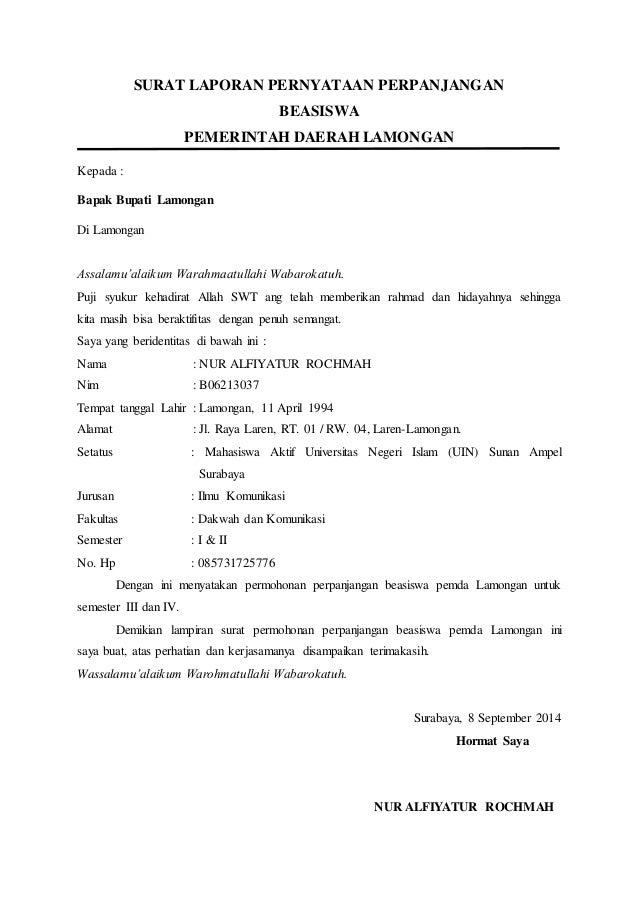 Lpj Beasisiwa Pemerintah Dinas Kabupaten Lamongan