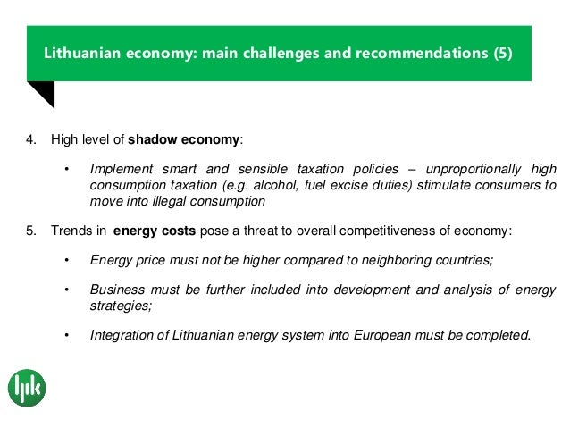 Lithuania - Overview of economy