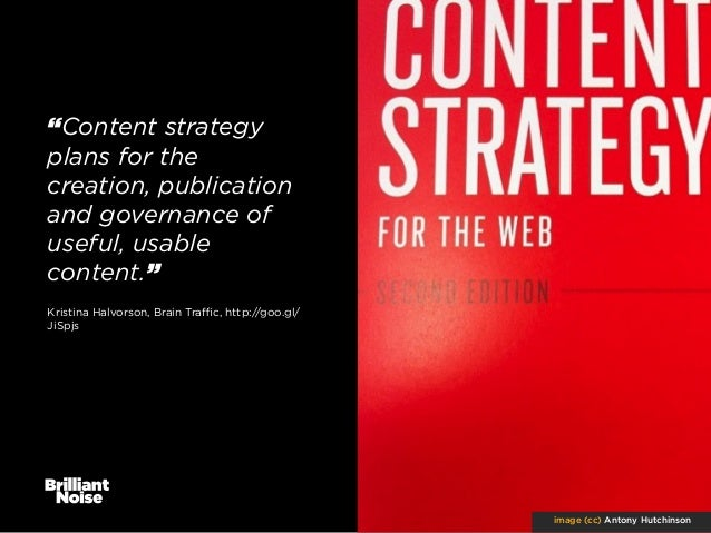 Content strategy for information professionals: slides from LIKE Slide 2