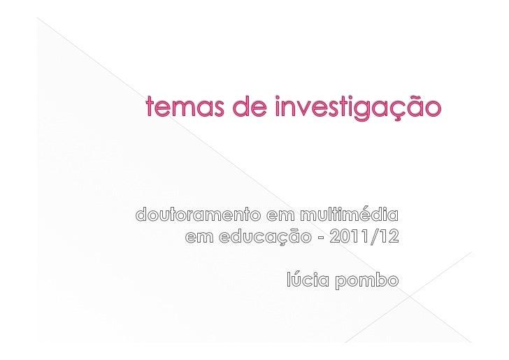 FormaçãoComunidades de                    Avaliação de                       de prática online                   programas...