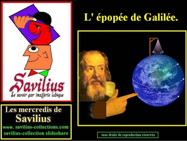 L'épopée de Galilée