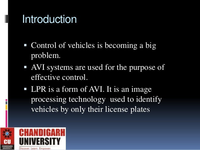 License Plate Recognition  ISS SecureOS AUTO