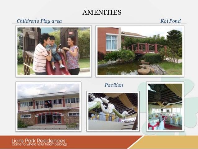 Lions Park Residences Presentation
