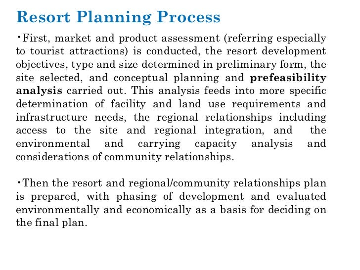 feasibility study about water based resort Water taxi feasibility study final report  water-based modes can extend the coverage and enhance the viability of  for the purposes of this feasibility study .