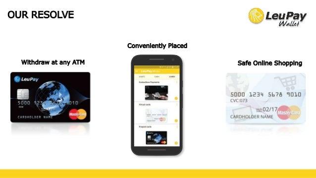 LeuPay Wallet - product presentation