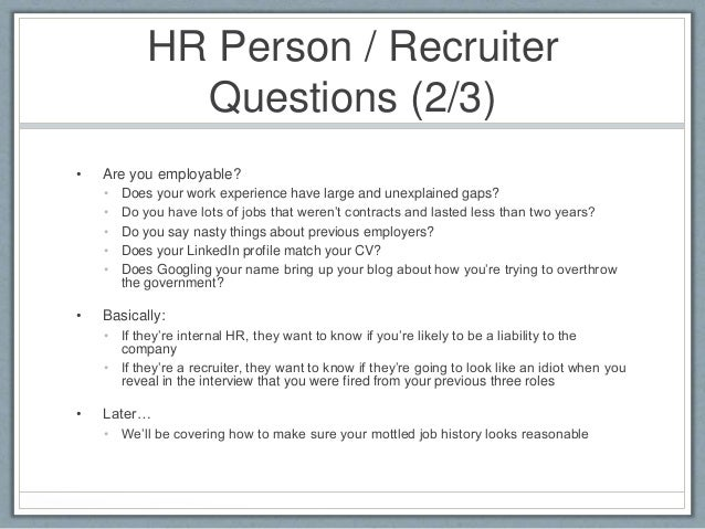 how to write a resume for experienced person