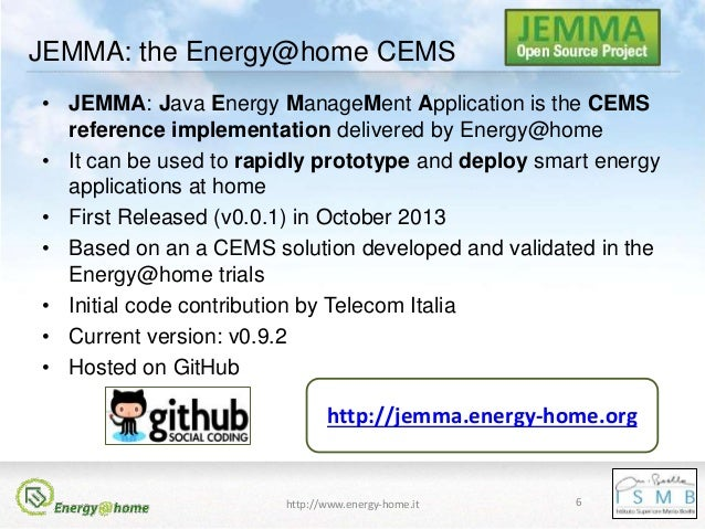 How to control your smart appliances and why with jemma