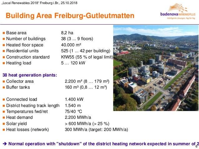 Gutleutmatten - BadenovaWärmeplus