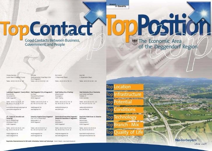 Dexl★Partner · Marketing und Werbung GmbH                                     Good Contacts Between Business,             ...