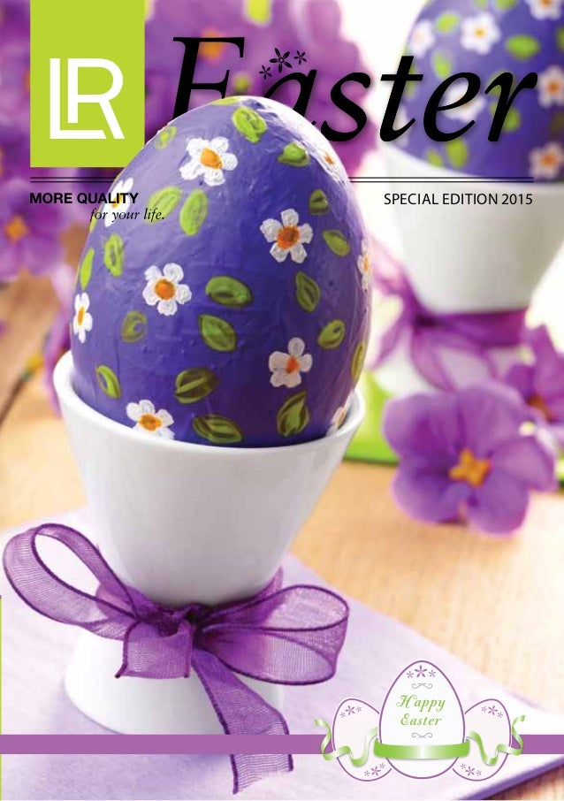 special edition 2015 Happy Easter