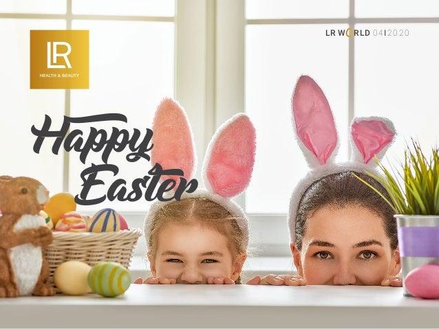 LRW RLD 04I2020 Happy Easter