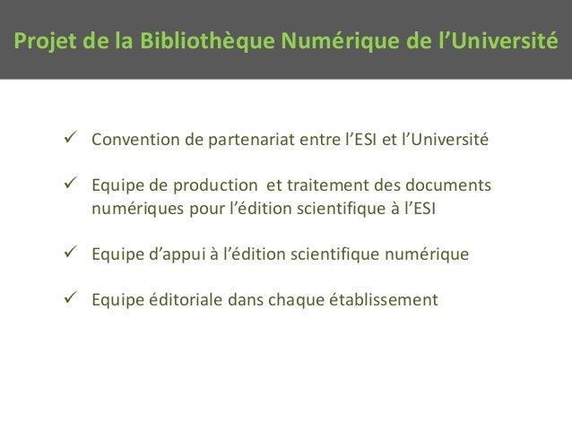 Lrhoul bibliothèque numérique de l'université Slide 3