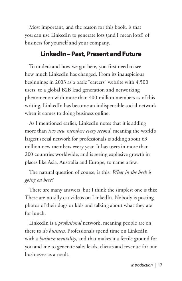 Linkedin ebook 20 linkedinriches 18 fandeluxe Image collections