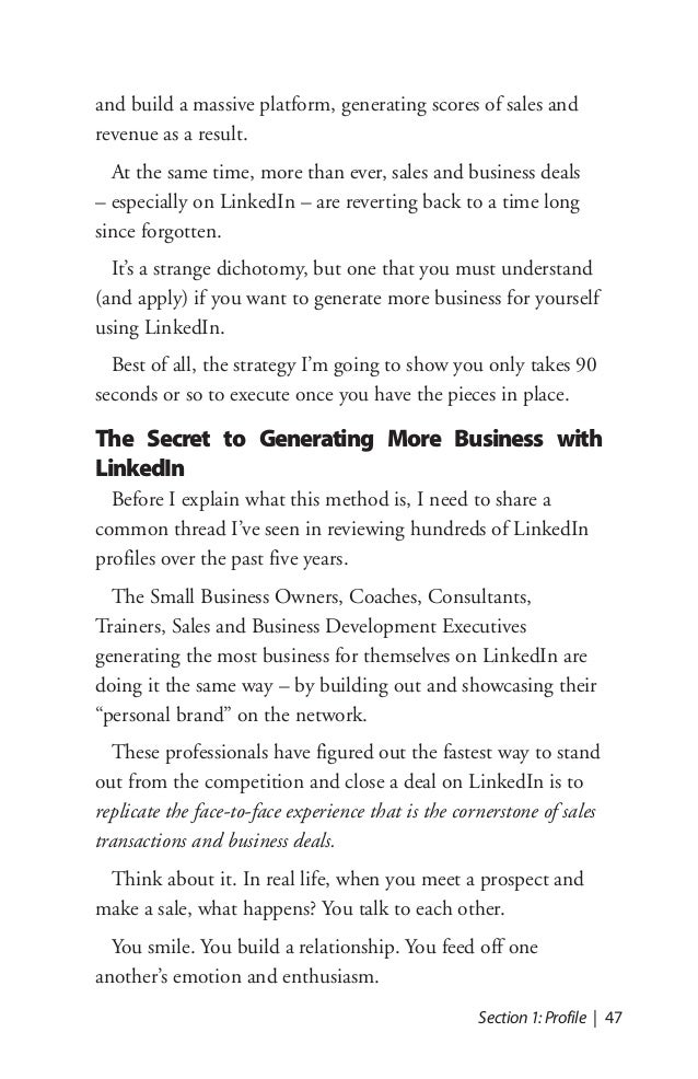 Linkedin ebook 47 fandeluxe Gallery
