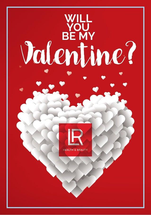 WILL YOU BE MY Valentine?Παραδοθείτε στην μαγεία του αρωματικού κόσμου των LR Classics… Τα διαχρονικά αρώματα της LR που μ...