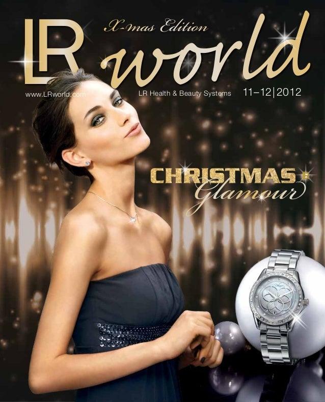 www.LRworld.com                    o rld                  X-mas Edition                  w   LR Health & Beauty Systems   ...