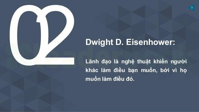 [Leaderbook] Lãnh đạo là gì? - Các khái niệm về lãnh đạo? Slide 3