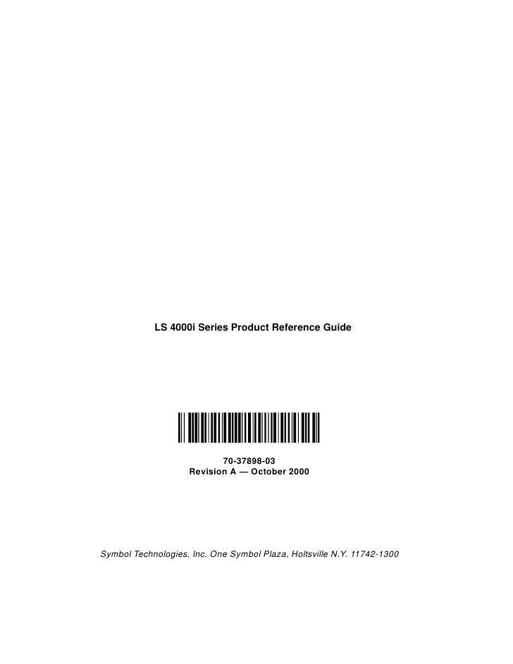 Ls400 Xi Prg