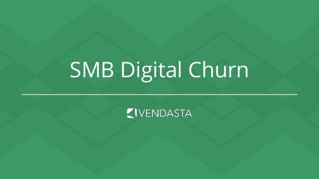 SMB Digital Churn