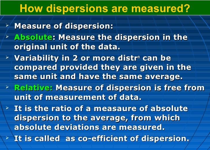 12. 3 – measures of dispersion ppt video online download.