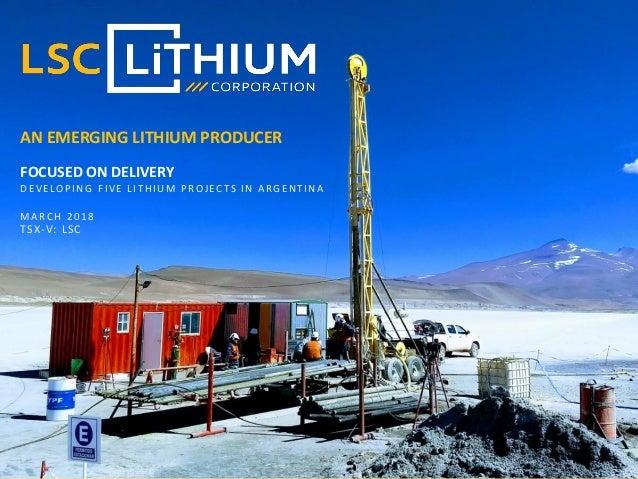 Lsc Lithium