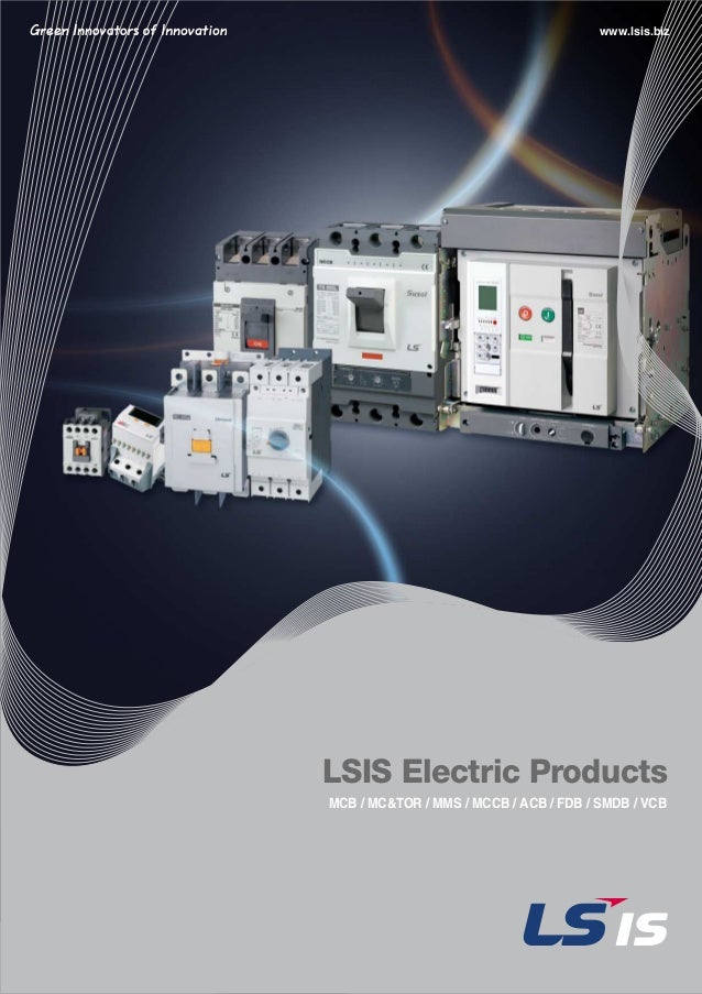 Ls Circuit Breaker Catalogue