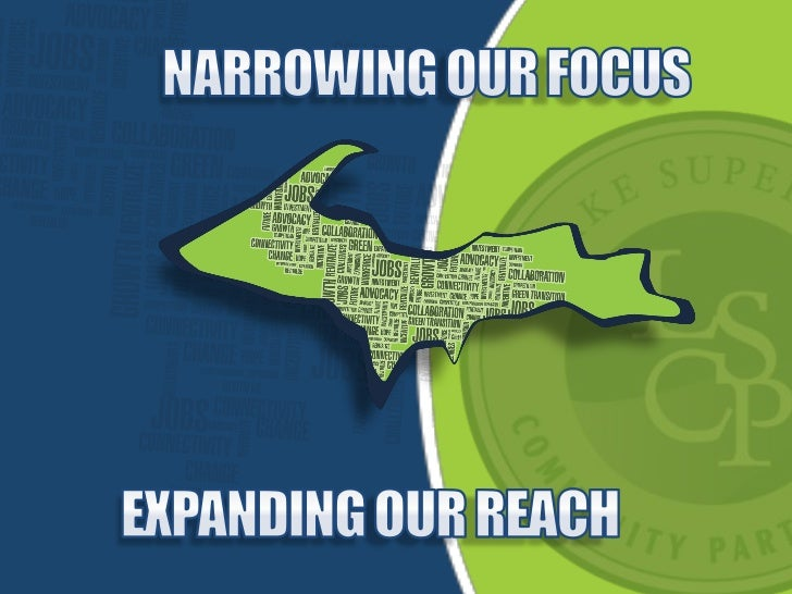 EconomicThe LSCP is anDevelopment Organizationfocused on the creation and retention ofJOBS in Marquette County