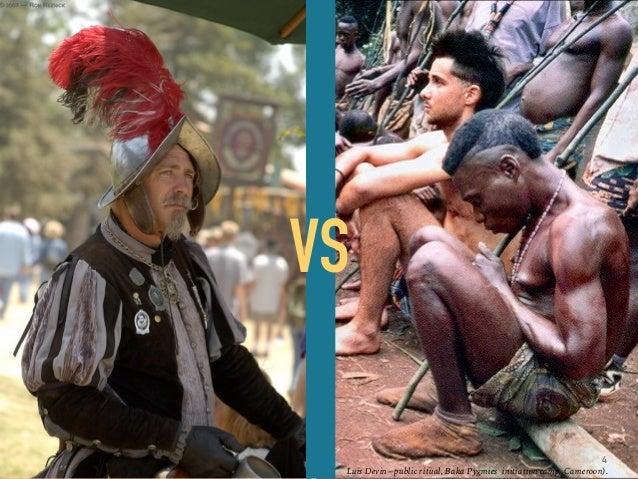 © Alexia van Schaardenburg 2016 Conquistador Luis Devin - public ritual, Baka Pygmies initiation camp, Cameroon). 4 VS