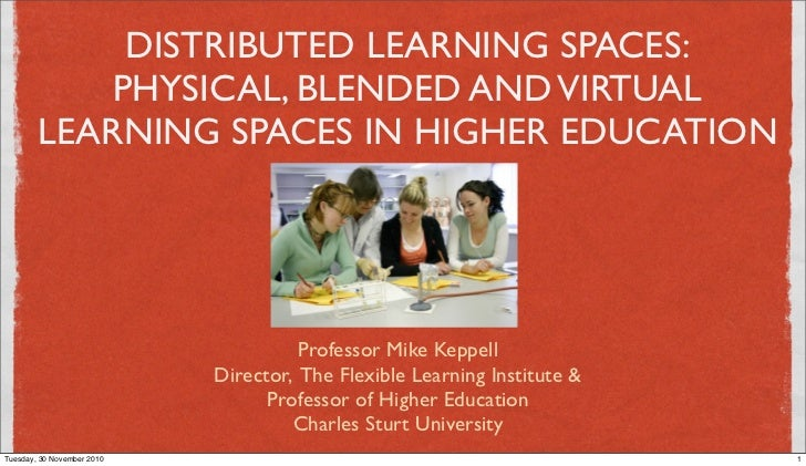 Learning Space Design Summit