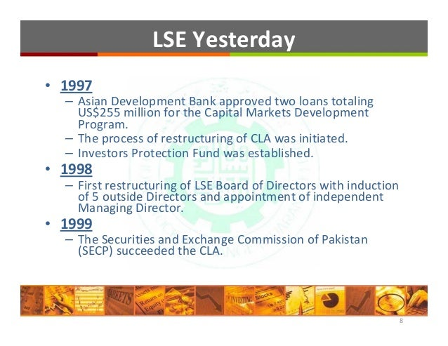Lse trading system