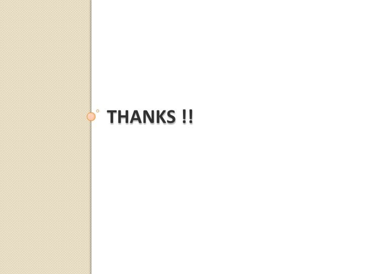 Thanks !!<br />