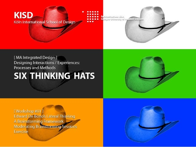 Six Thinking Hats Por Itamar Medeiros Designative Www Linkedin Com In