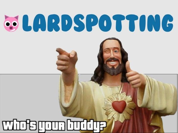 Lardspotting - Lean Startup Machine NYC