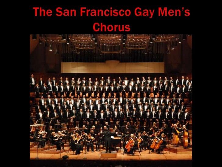 The San Francisco Gay Men's Chorus<br />