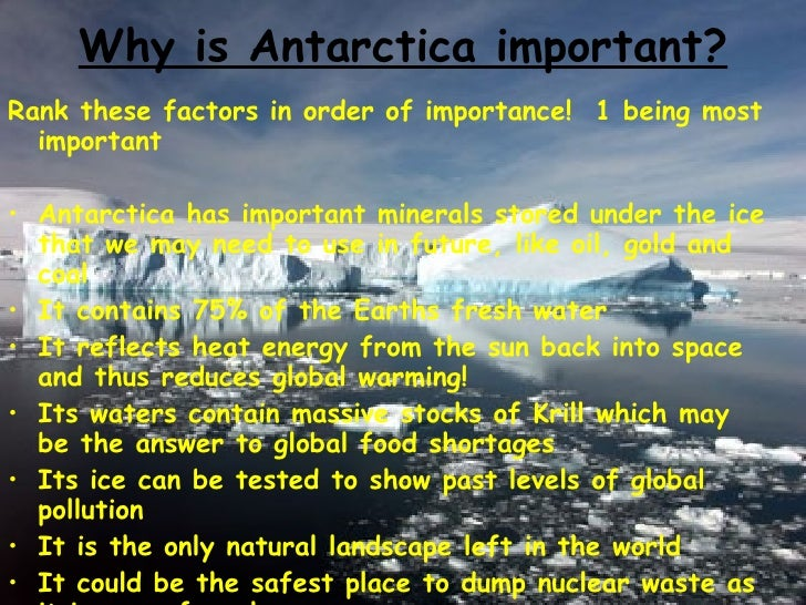 should development be permitted in antarctica 513 part xiv: development and transfer of marine technology 23 514  regulations on  should the benefits of this research be distributed although  some aspects of  in antarctica shall be exchanged to permit maximum  economy of.