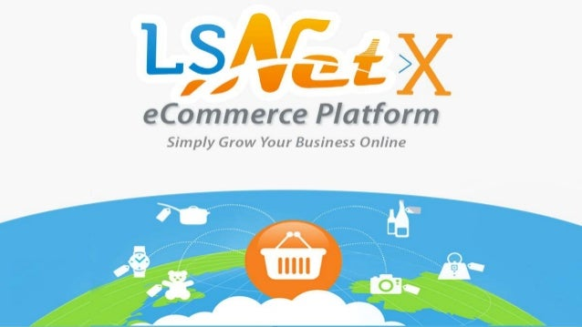 LSNetX - Create Your Online Store & Grow Your Business