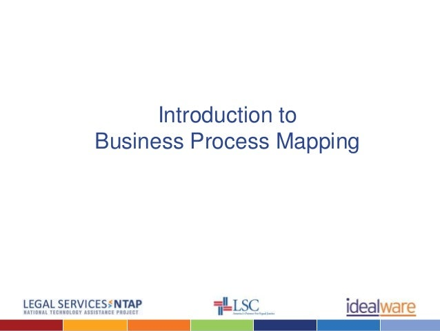 Introduction to Business Process Mapping