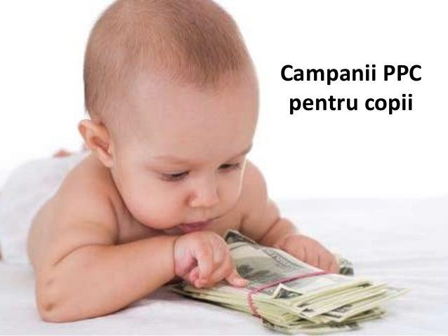 Campanii PPCpentru copii