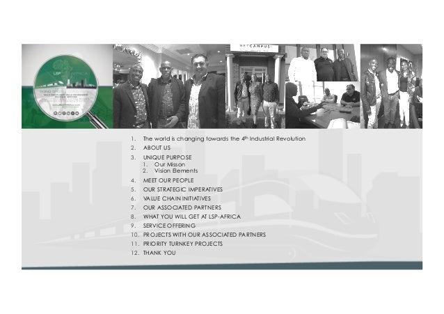 LSP Africa China Henan Guoji SA Property Developments Slide 2