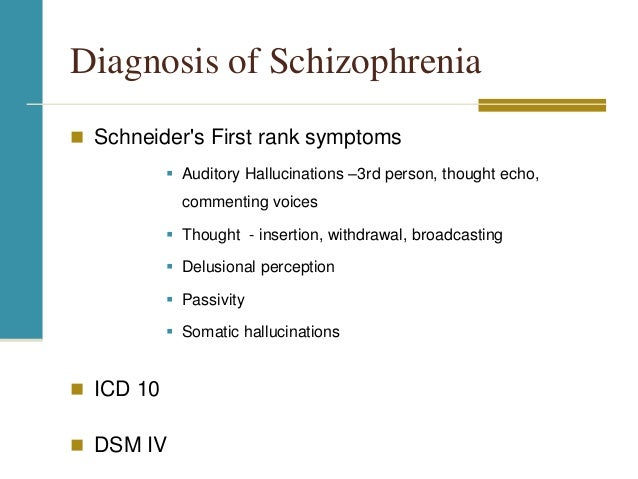 Differential Diagnosis of the Older Patient With Psychotic Symptoms