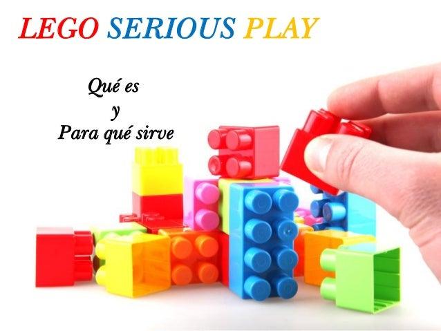 LEGO SERIOUS PLAY Qué es y Para qué sirve