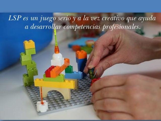 Lego Serious Play: ¿Qué es y para qué sirve? Slide 2