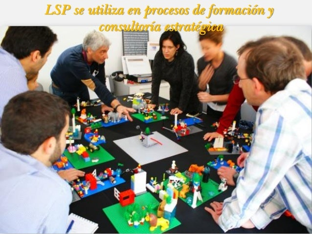Lego Serious Play: ¿Qué es y para qué sirve? Slide 3