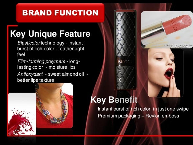 Managing the Market - Lipstick Brand Analysis in Indonesia