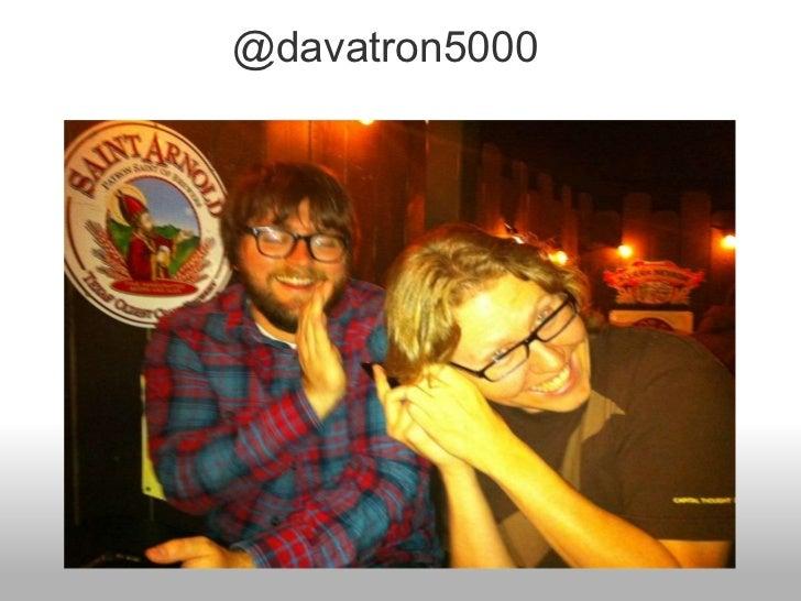 @davatron5000