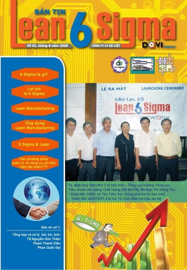 Lean 6 Sigma Số 1